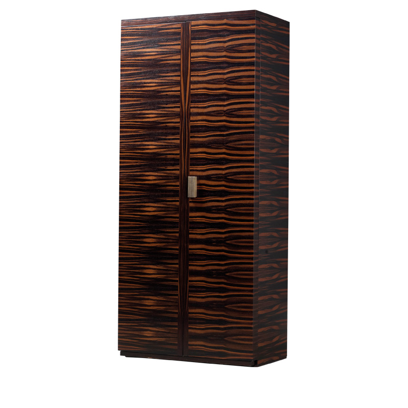 Cool Promemoria Stanley Wood Bronze And Leather Cabinet Beatyapartments Chair Design Images Beatyapartmentscom