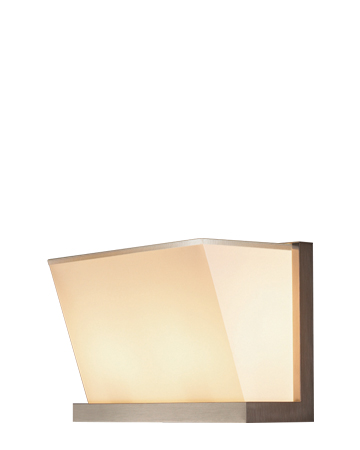 Colette is a wall LED lamp, in bronze, nickel or chrome, with a linen or cotton lampshade or handmade edge, from Promemoria's catalogue | Promemoria