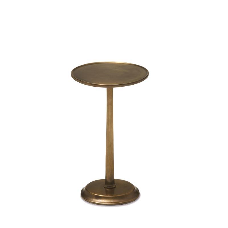 Françoise是一款青铜小桌,请参见Promemoria产品目录 | Promemoria