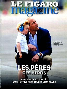 Promemoria featured on Le Figaro Magazine 2017   Promemoria