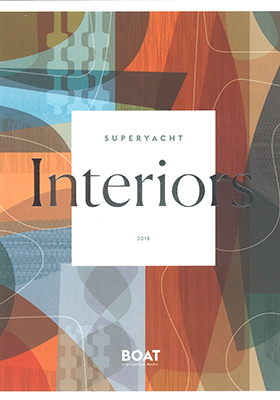 Promemoria featured on Superyacht Interior 2018 | Promemoria